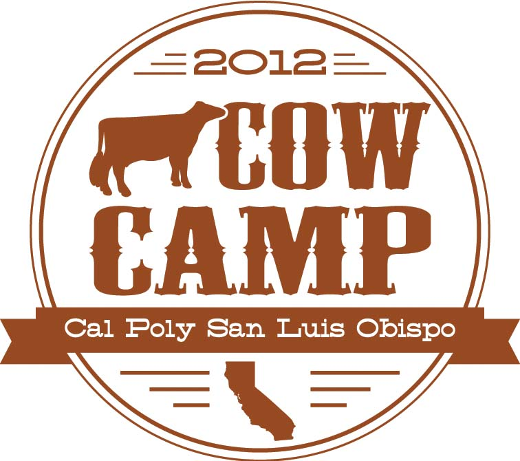 cow camp logo